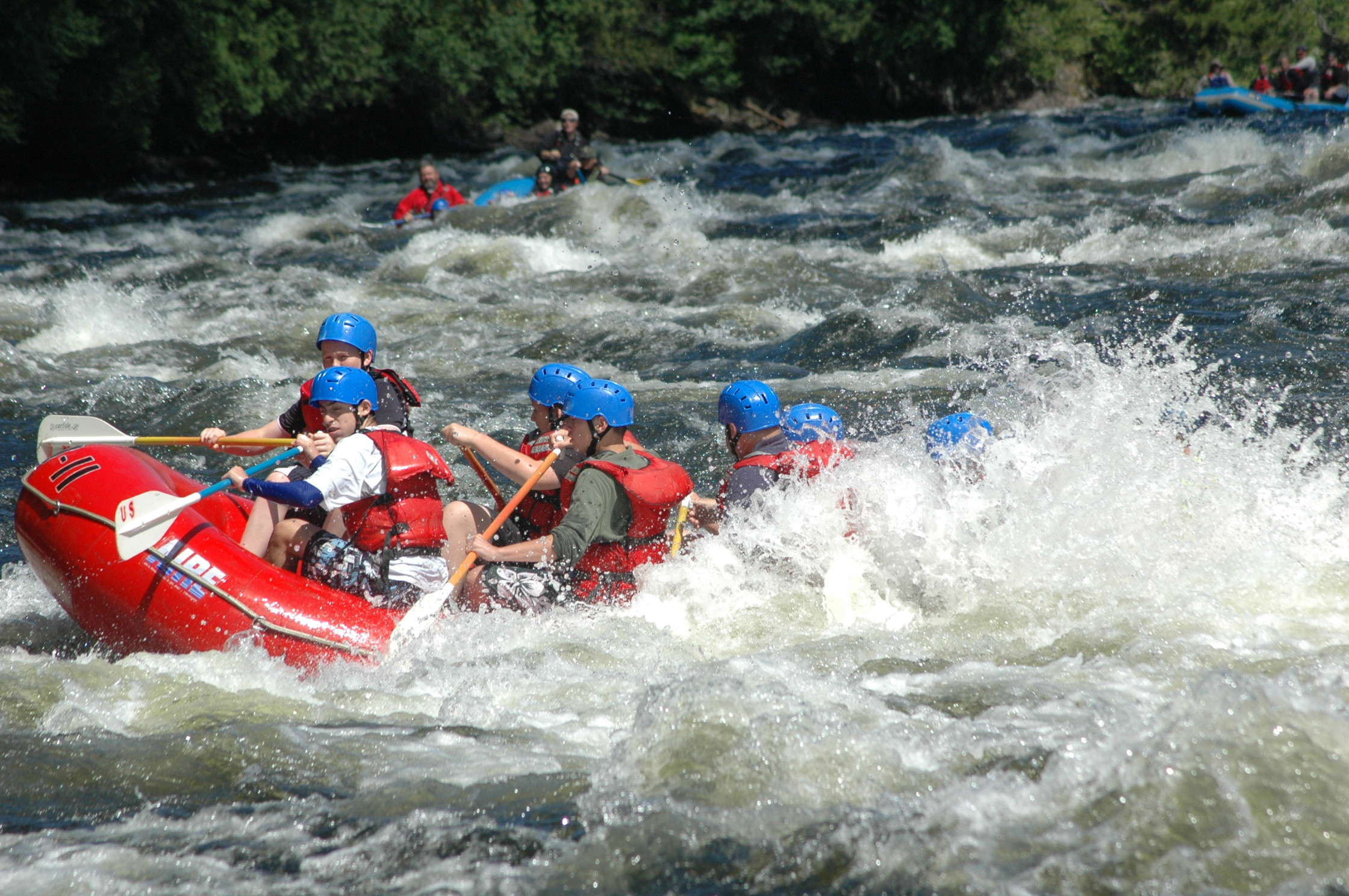 Dead River Rafting