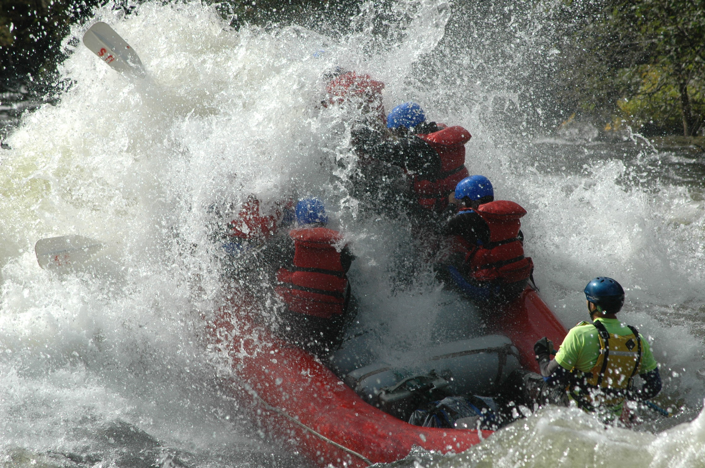 Kennebec River Rafting (Sat & Sun & Big Water)