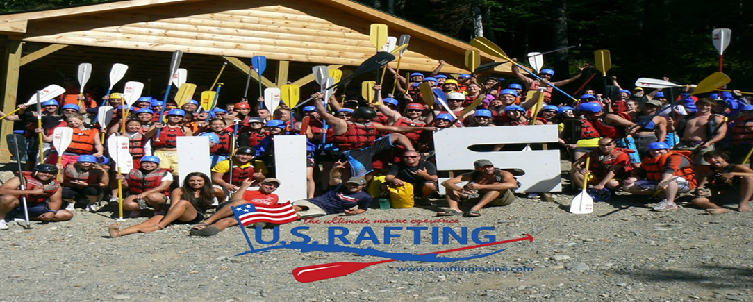 US Rafting Family